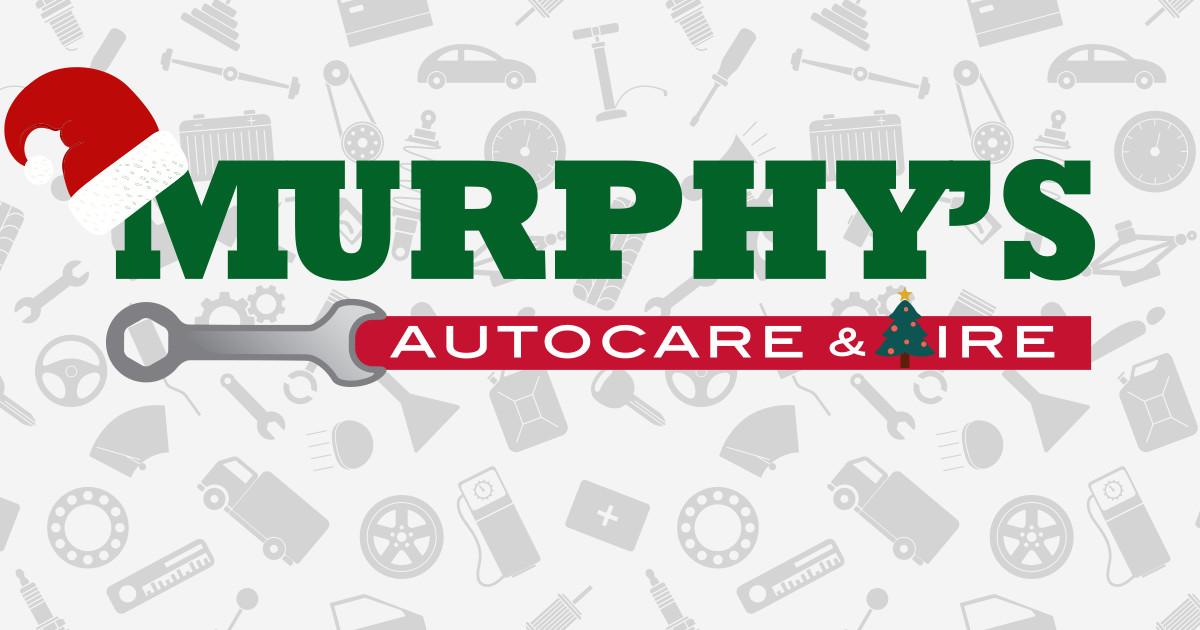 Twelve Days of Christmas at Murphys Autocare