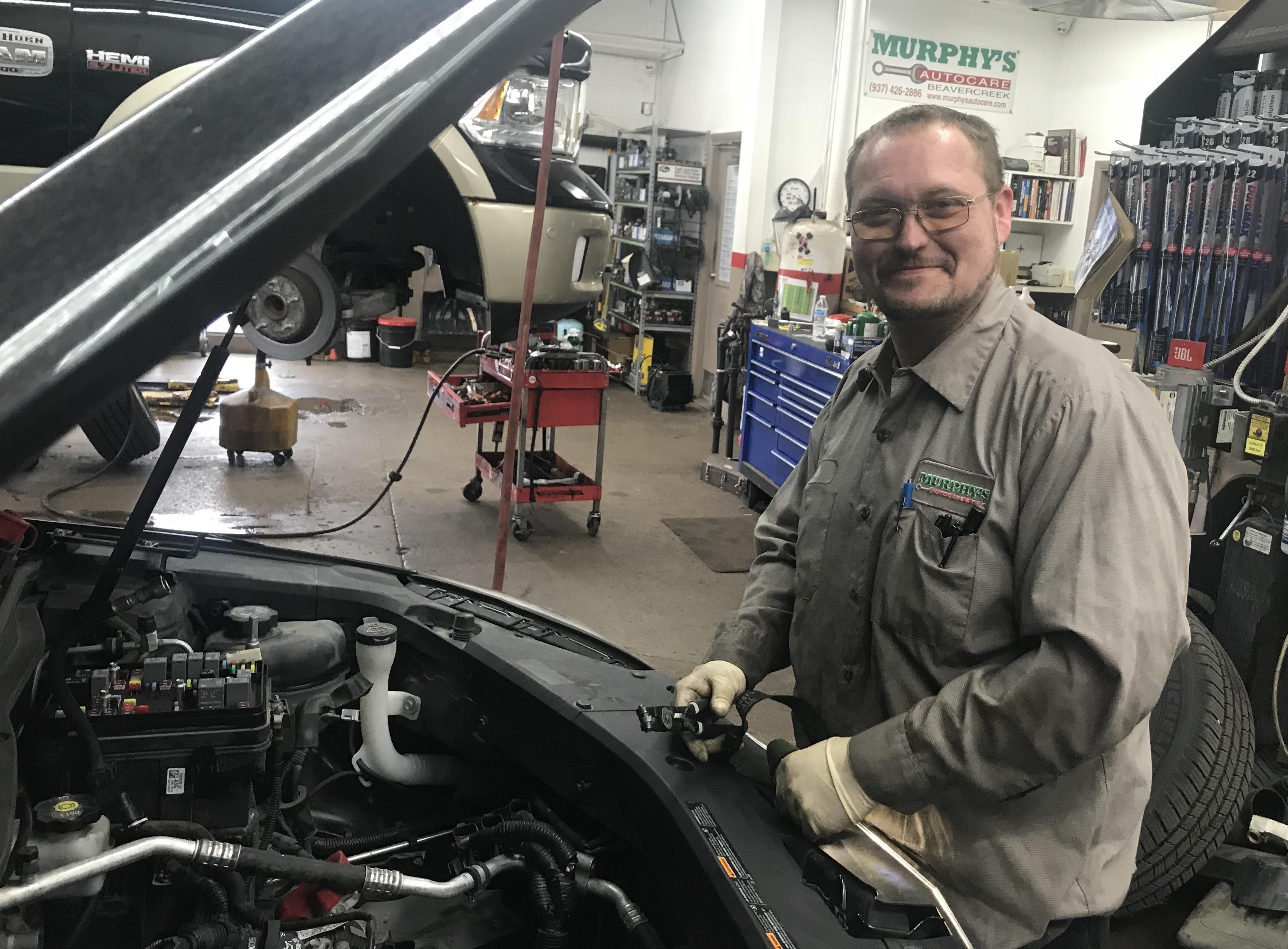 New Master Certified Technician- Bo Jones
